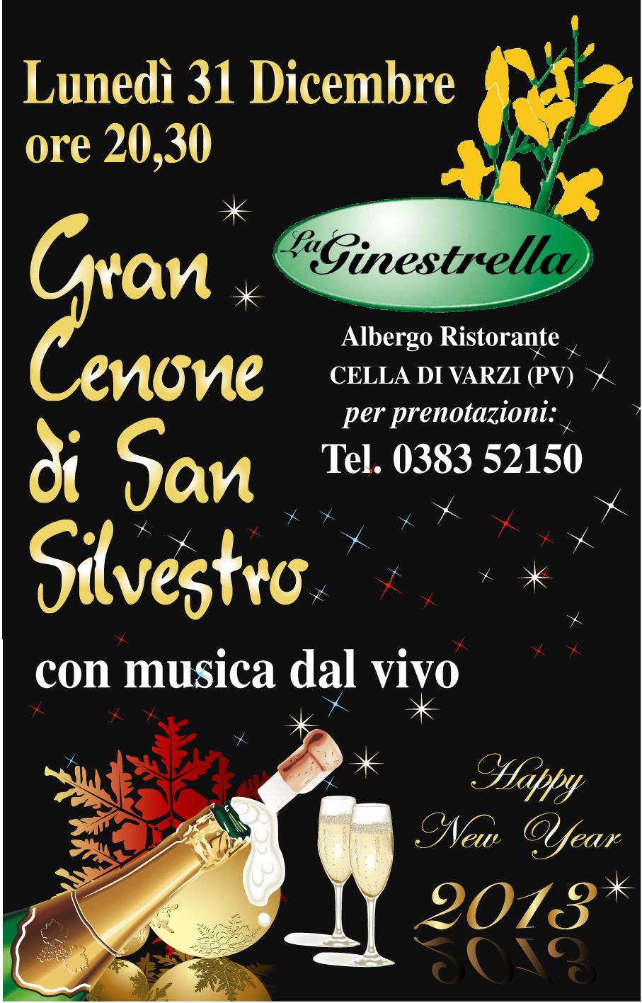 La Ginestrella - Capodanno 2012-2013