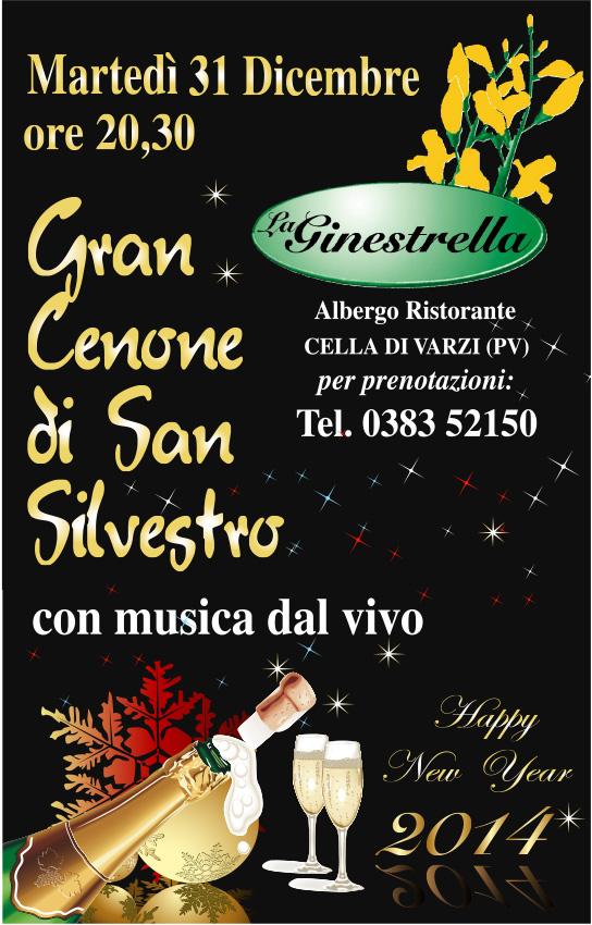La Ginestrella - Capodanno 2013-2014