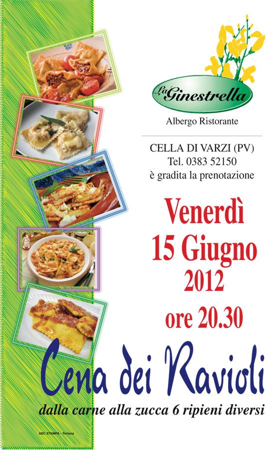 Cena dei Ravioli 2012
