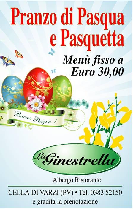 Pasqua e Pasquetta - locandina 2012