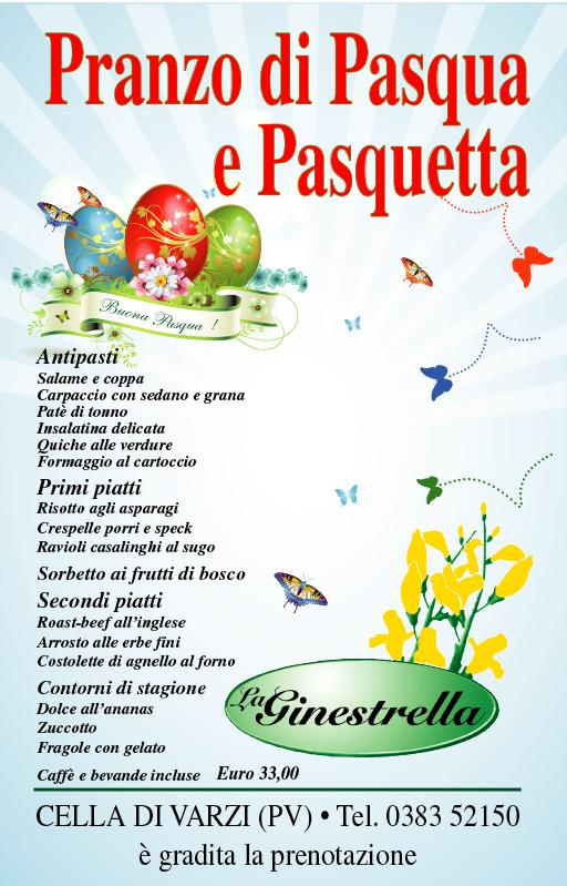 La-GINESTRELLA Pasqua 2017