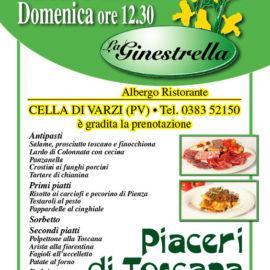 Piaceri di Toscana 2018