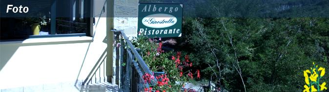 Albergo Ristorante La Ginestrella, Cella di Varzi PV