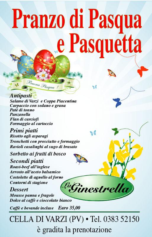 Pasqua 2018 La Ginestrella