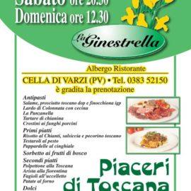 Piaceri di Toscana 2019